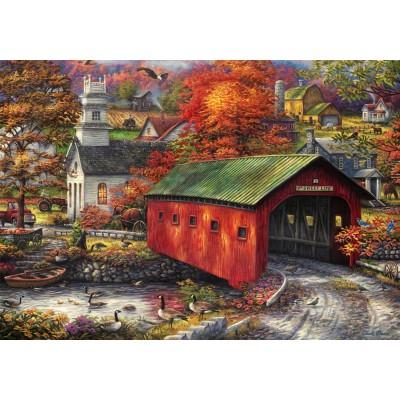 Puzzle  Grafika-02762 Chuck Pinson - The Sweet Life