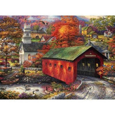Puzzle  Grafika-02763 Chuck Pinson - The Sweet Life