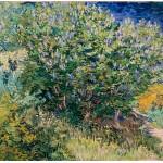Puzzle  Grafika-02790 Vincent Van Gogh - Flieder, 1889