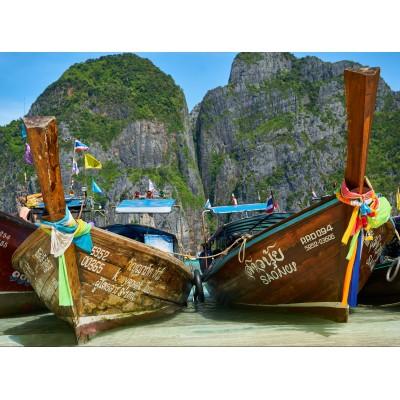 Puzzle Grafika-02813 Paradise in Phuket