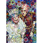 Puzzle  Grafika-02866 Sally Rich - The Queen and Prince Philip