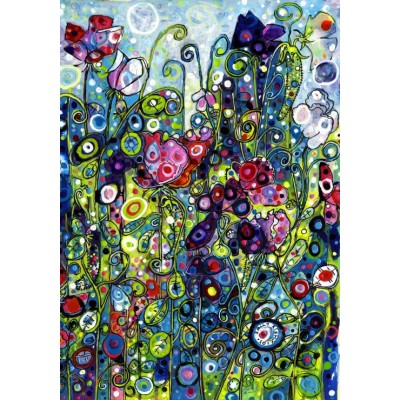 Puzzle  Grafika-02873 Sally Rich - Sweet Pea