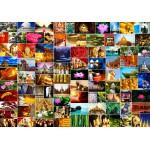 Puzzle  Grafika-02905 Collage - Zen