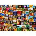 Puzzle  Grafika-02906 Collage - Zen
