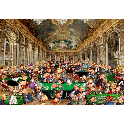 Puzzle  Grafika-02966 François Ruyer - Casino