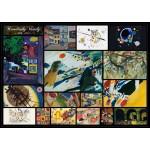Puzzle  Grafika-T-00048 Kandinsky Vassily - Collage