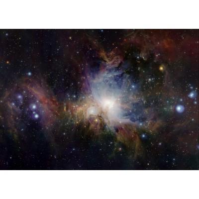 Puzzle Grafika-T-00069 Infrarotansicht des Orionnebels