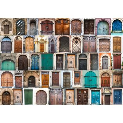 Puzzle  Grafika-T-00077 Türen
