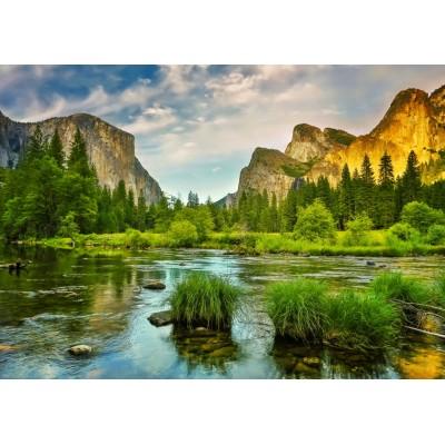 Puzzle Grafika-T-00125 Yosemite-Nationalpark