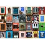 Puzzle  Grafika-T-00137 Collage - Windows