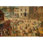 Puzzle  Grafika-T-00149 Brueghel Pieter: Die Kinderspiele, 1560