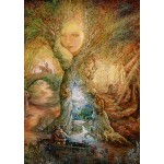 Puzzle  Grafika-T-00179 Josephine Wall - Willow World