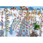 Puzzle  Grafika-T-00183 François Ruyer - Climbing