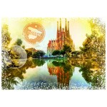 Puzzle  Grafika-T-00196 Travel around the World - Spanien