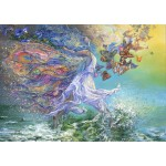 Puzzle  Grafika-T-00251 Josephine Wall - Joie de Vivre