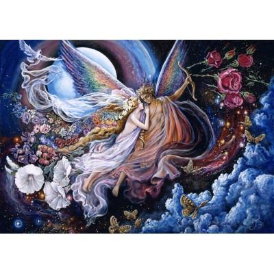 Puzzle  Grafika-T-00253 Josephine Wall - Eros and Psyche