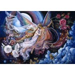 Puzzle  Grafika-T-00254 Josephine Wall - Eros and Psyche