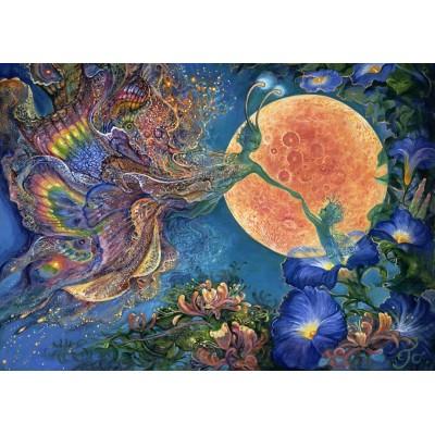 Puzzle  Grafika-T-00257 Josephine Wall - Moonlit Awakening