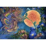 Puzzle  Grafika-T-00259 Josephine Wall - Moonlit Awakening