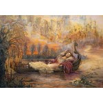 Puzzle  Grafika-T-00261 Josephine Wall - Dreams of Camelot