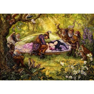 Puzzle  Grafika-T-00267 Josephine Wall - Snow White