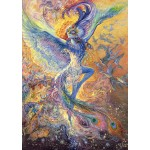 Puzzle  Grafika-T-00270 Josephine Wall - Blue Bird