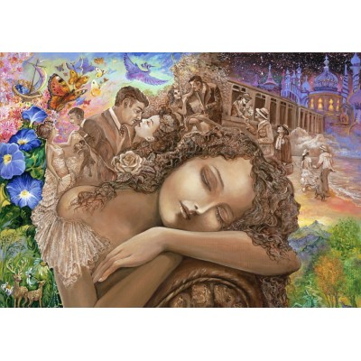 Puzzle  Grafika-T-00271 Josephine Wall - If Only