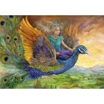 Puzzle  Grafika-T-00274 Josephine Wall - Peacock Princess