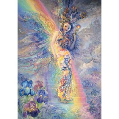 Puzzle Grafika-T-00290 Josephine Wall - Iris, Keeper of the Rainbow