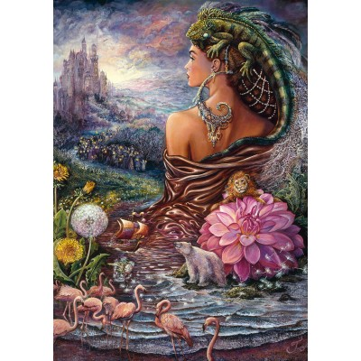 Puzzle  Grafika-T-00305 Josephine Wall - The Untold Story