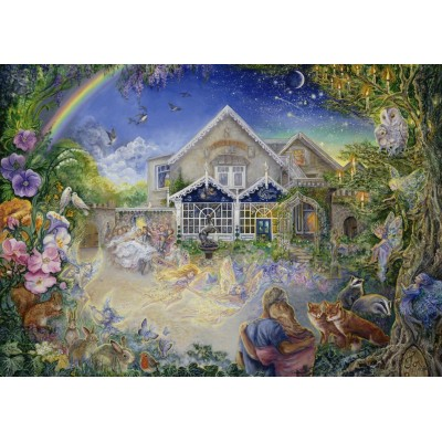 Puzzle  Grafika-T-00310 Josephine Wall - Enchanted Manor