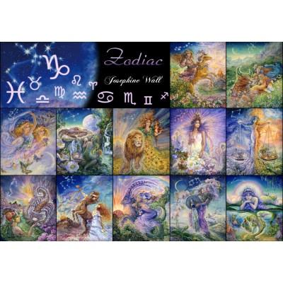 Puzzle  Grafika-T-00316 Sternzeichen