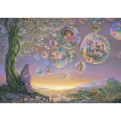 Puzzle Grafika-T-00344 Josephine Wall - Bubble Tree