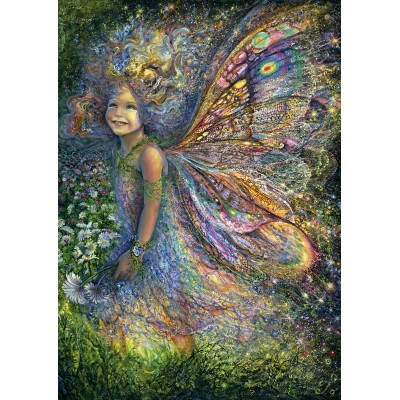 Puzzle Grafika-T-00355 Josephine Wall - The Wood Fairy