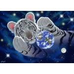 Puzzle  Grafika-T-00392 Schim Schimmel - A Hug For Mother