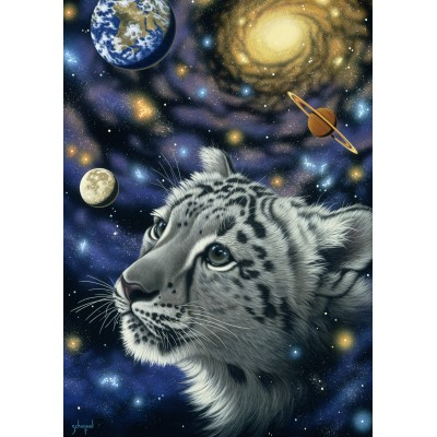 Puzzle  Grafika-T-00393 Schim Schimmel - One with the Universe