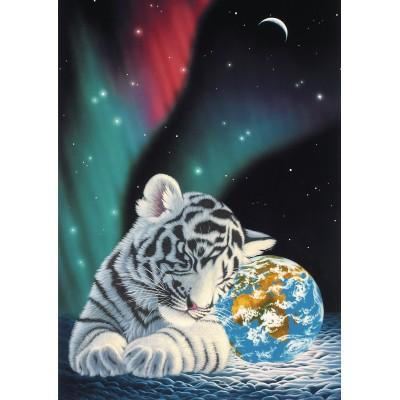 Puzzle  Grafika-T-00399 Schim Schimmel - Earth Light