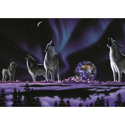 Puzzle  Grafika-T-00435 Schim Schimmel - Earth Song