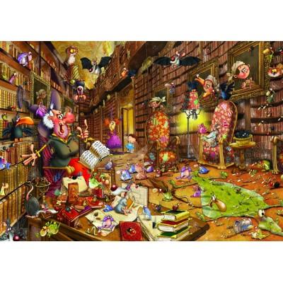 Puzzle  Grafika-T-00476 François Ruyer - Hexe