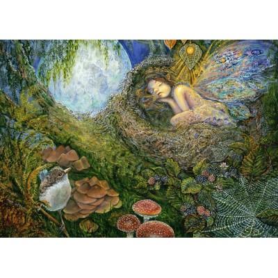 Puzzle Grafika-T-00536 Josephine Wall - Fairy Nest