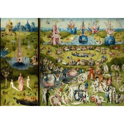 Puzzle  Grafika-T-00598 Hieronymus Bosch - Der Garten der Lüste, 1503-1515