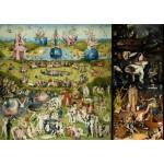 Puzzle  Grafika-T-00599 Hieronymus Bosch - Der Garten der Lüste, 1503-1515