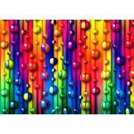 Puzzle  Grafika-T-00618 Bunte Blasen