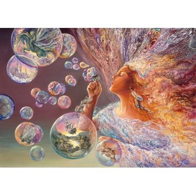 Puzzle  Grafika-T-00626 Bubble Flower