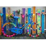 Puzzle  Grafika-T-00651 Mein schönes buntes Fahrrad