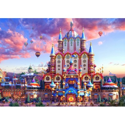 Puzzle  Grafika-T-00655 Fairyland