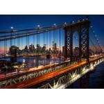 Puzzle  Grafika-T-00683 Brooklyn Bridge, Manhattan, New York