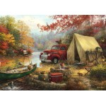 Puzzle  Grafika-T-00778 Chuck Pinson - Share the Outdoors
