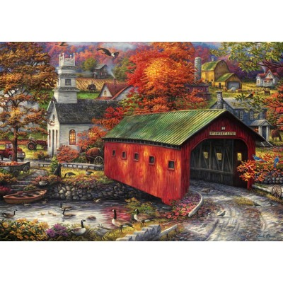 Puzzle Grafika-T-00788 Chuck Pinson - The Sweet Life