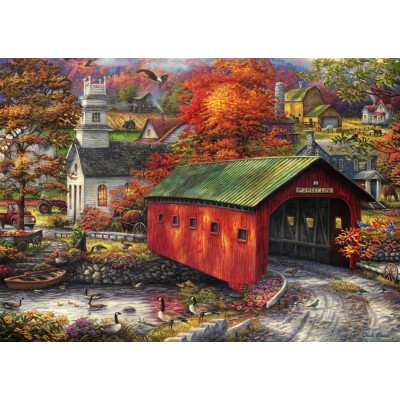 Puzzle  Grafika-T-00789 Chuck Pinson - The Sweet Life